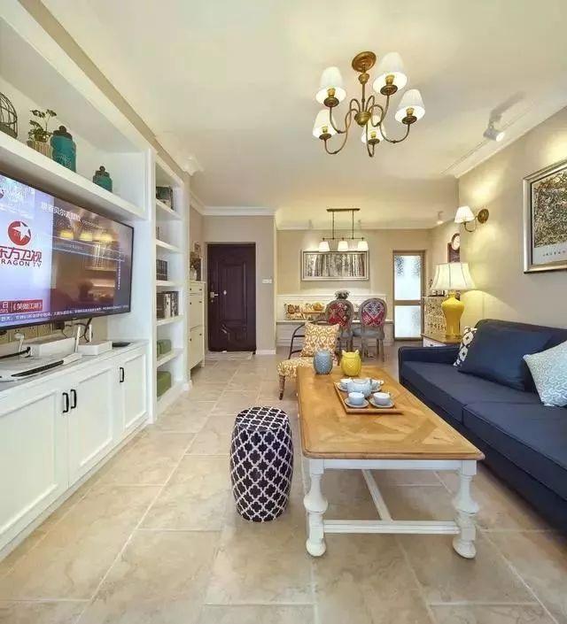 98平新房花了16万,效果真的很赞,进门就让人眼前一亮!