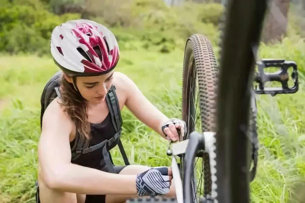 自行车就像你的脸