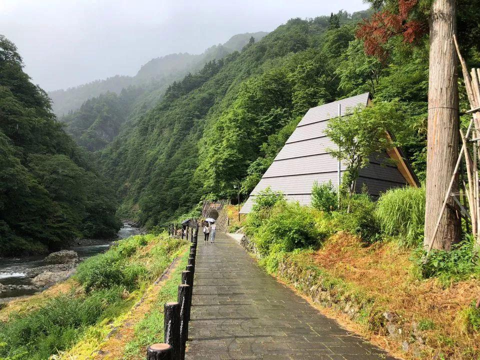 """2018""""大地艺术节-越后妻有三年展""""作品 – 光之隧道,日本 / MAD"""