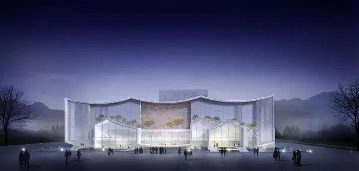世界级戏剧小镇揭开面纱,这片备受瞩目的地方究竟是什么样?