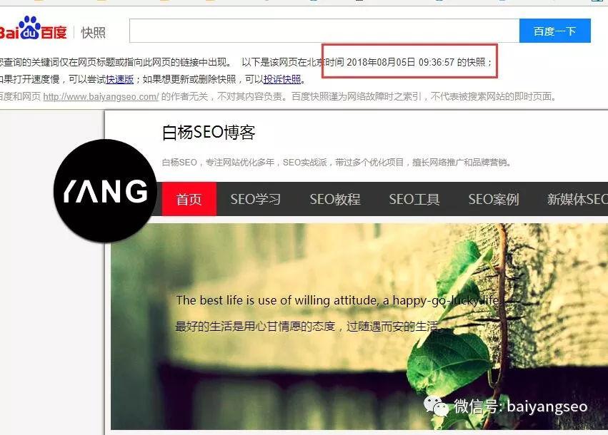 白杨SEO:交换友情链接注意事项及你可能遇到的这些坑!-中国SEO联盟