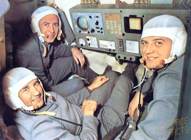 太空中一共死过几个人?联盟11号飞船安全着陆,打开舱门一场悲剧
