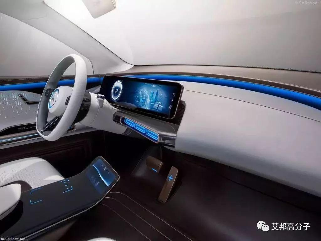 电动车线束_近几年汽车内饰新趋势:氛围灯设计