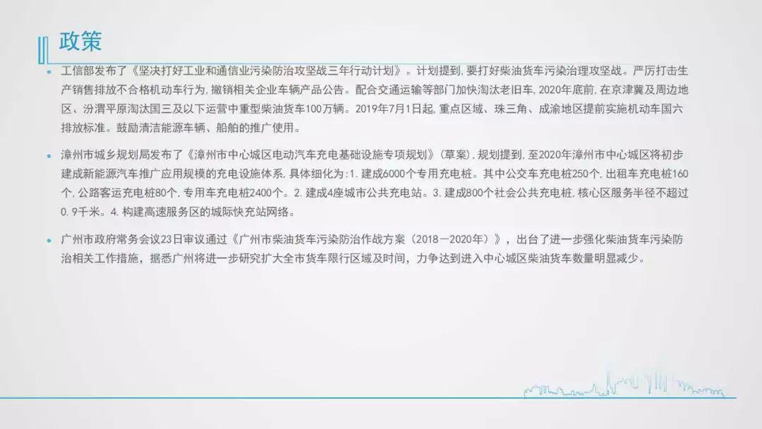 【行业资讯】7月份新能源市场动向分享