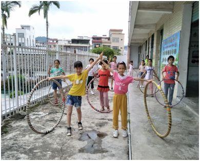 【三下乡-榕树社会实践队】支教篇 风轻轻说着夏日的故事