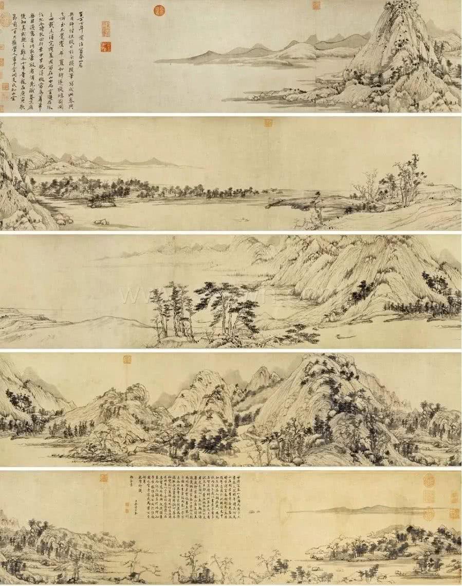 书画世界 听陈丹青聊中国山水画