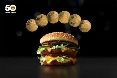 """麦当劳这一年在华开店300多家 中国""""爸爸""""的功劳?"""