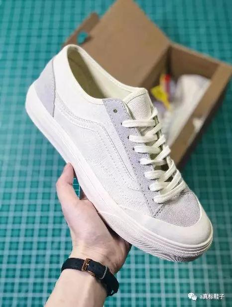 万斯包头鞋图集 万斯范斯Vans Style 36 Decon半月包头鞋