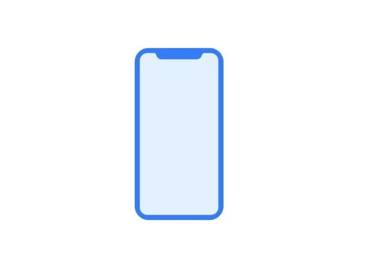 """""""iPhone X Plus 图像""""预示着更大屏幕的 iPhone X 或将到来"""