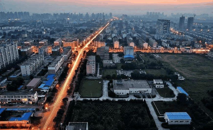 中国人口最多的镇_安徽人口最多的县,也是全国人口最多的百万县,古沈子国