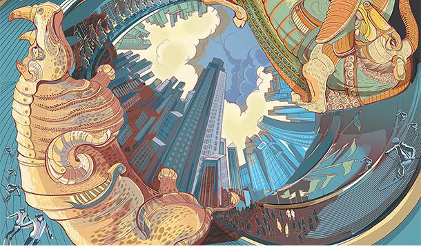 时代中国半年考:完成全年目标47% 拿地节奏放缓