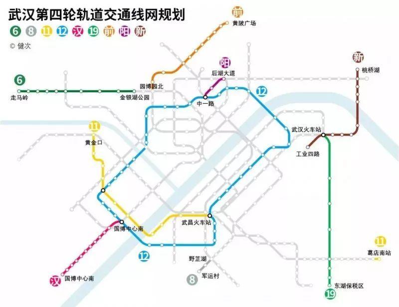宜昌轻轨最新规划图