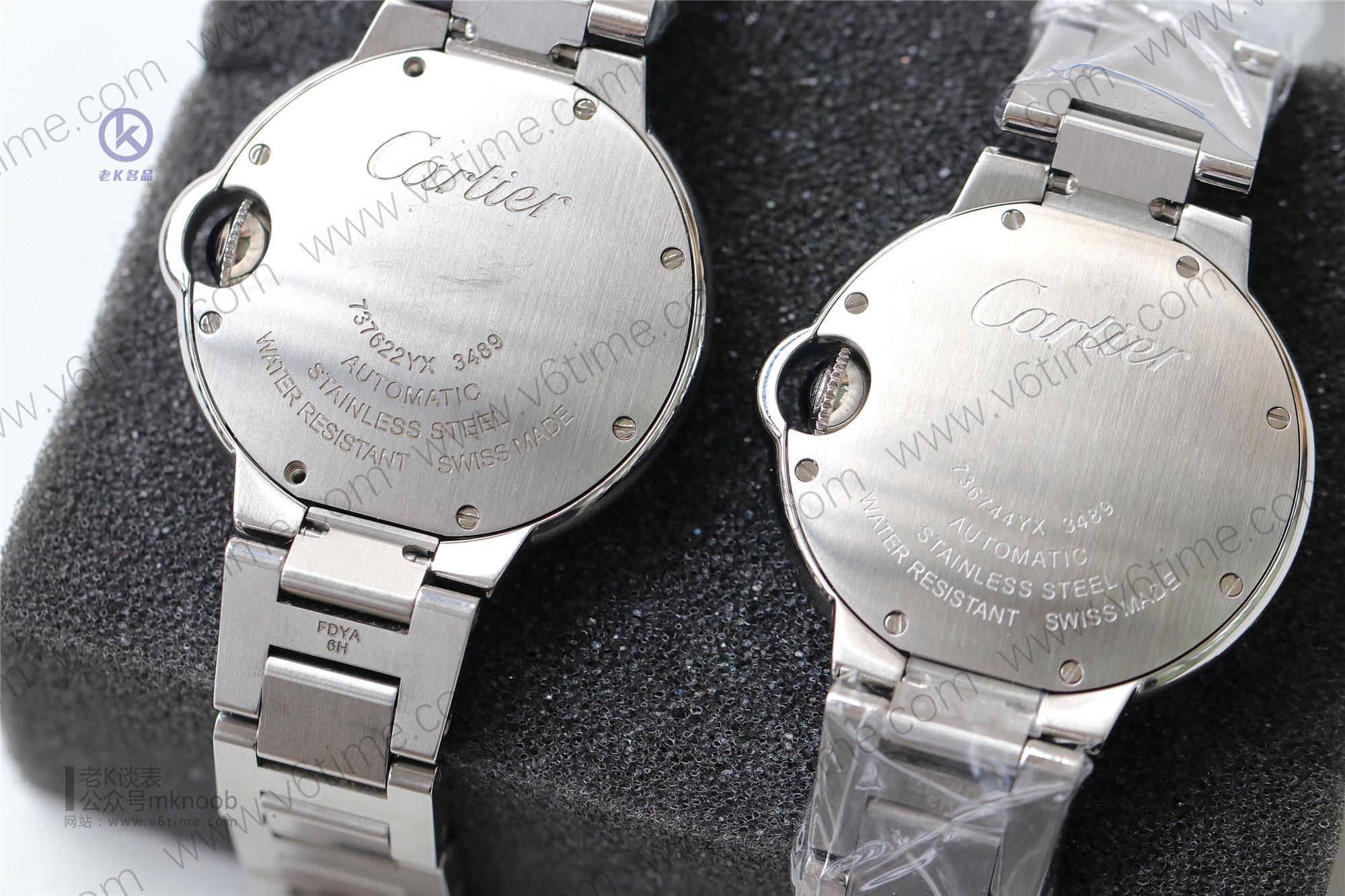 【老K谈表第245期】AF厂原装瑞士cal076机芯真假对比评测