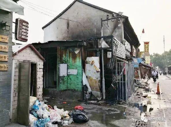【扬州身边事】江都小纪发生一起惨剧:男子捅伤女子后又捅自己,两人不幸身亡