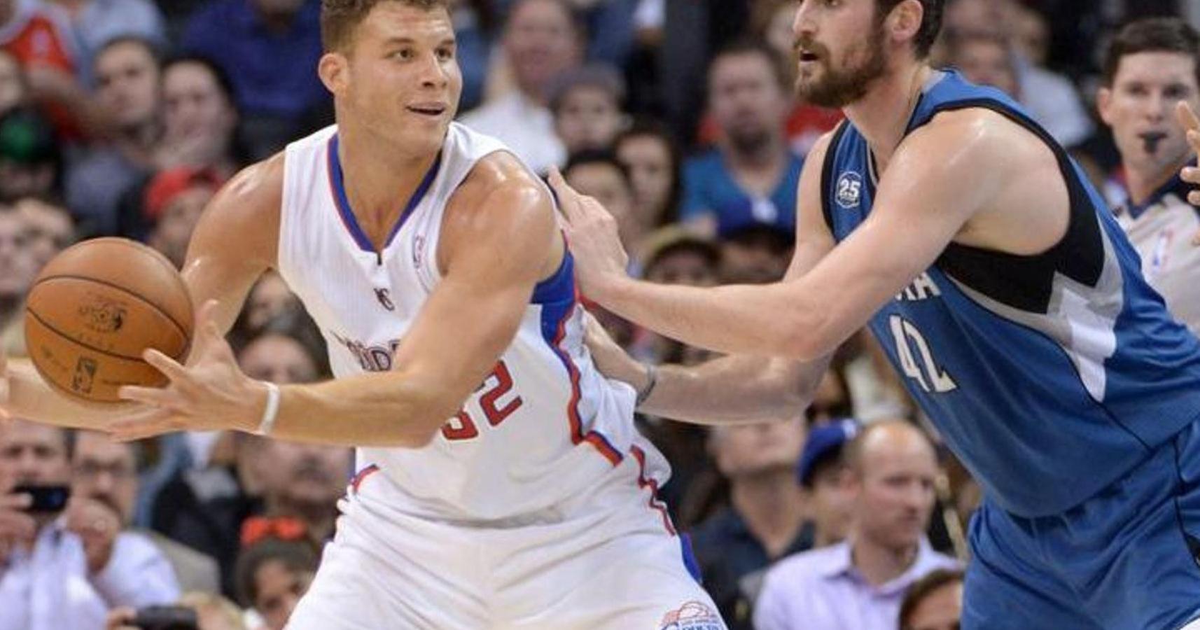 意甲NBA联盟大前锋位置上 进攻最好防守最烂的两