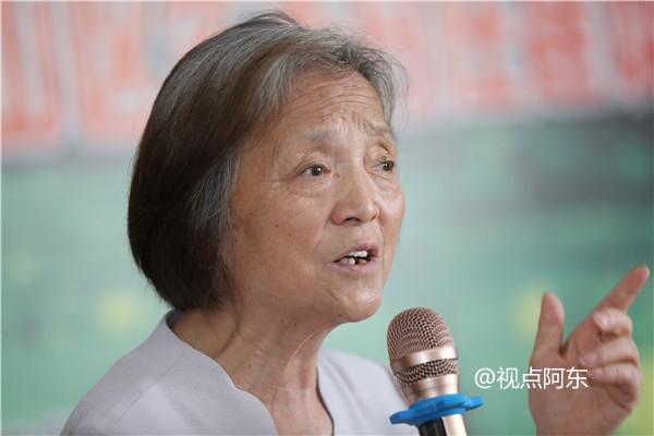 陕西妈妈王明英:70多岁高龄仍奔走在环保路上 - 视点阿东 - 视点阿东