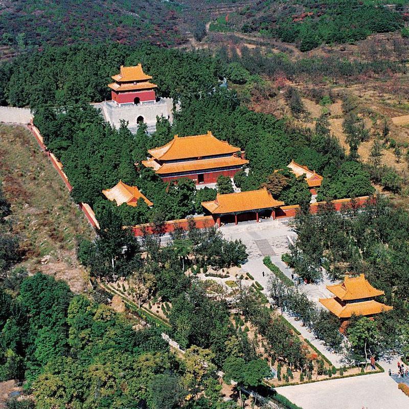 带你玩转北京十三陵,见证着埋葬着十三位皇帝的风水宝地