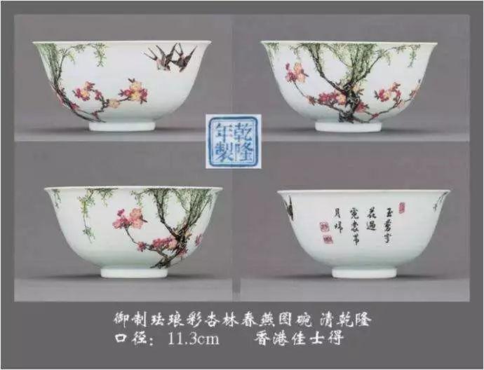 2019瓷器拍卖排行榜_清乾隆粉彩镂空瓷瓶