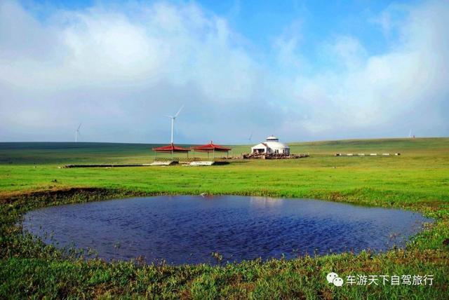 不只内蒙古有草原,中国六大区近50片草原,是不是都听过还没去过