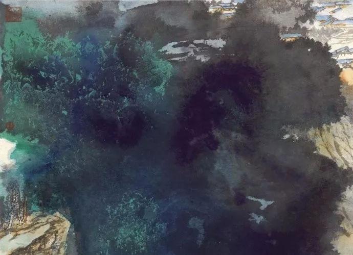 张大千最贵的一幅画,价值2.7亿港元