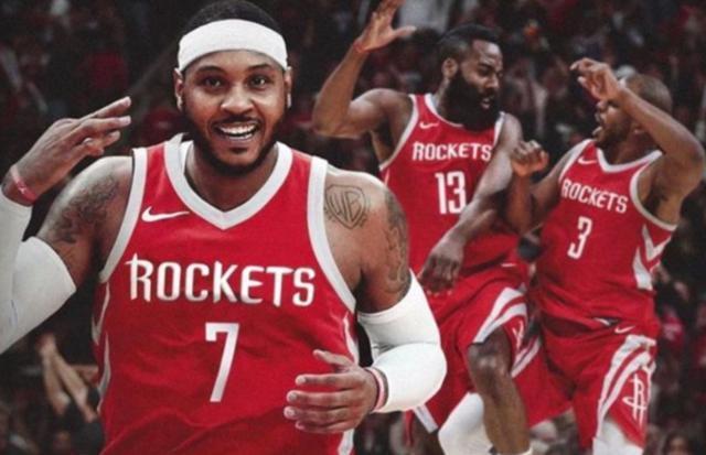 NBA休赛期的大赢家们,乐福签肥约当老大,安东尼5天赚了25