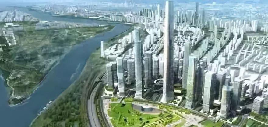咸阳五号桥规划图
