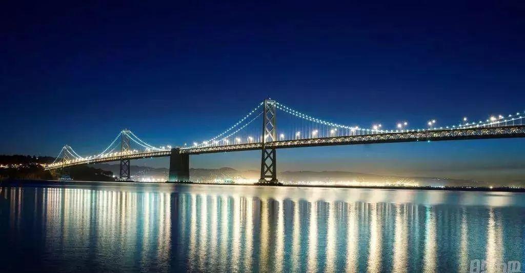 ▲珠港澳大桥实景图-一小时生活圈,将如何改变城市人居