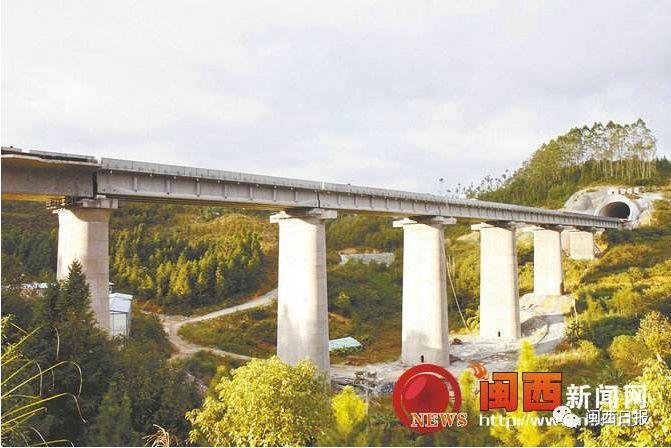 南龙铁路最新进展来了!离通车又近了一步