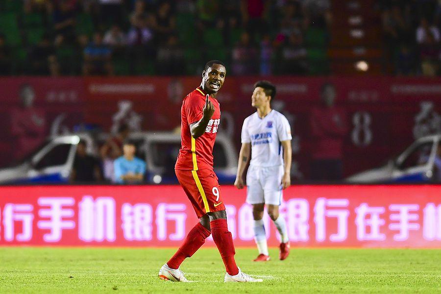 伊哈洛:在中超踢球越来越困难,中国足球迟早会赶上世界先进水平