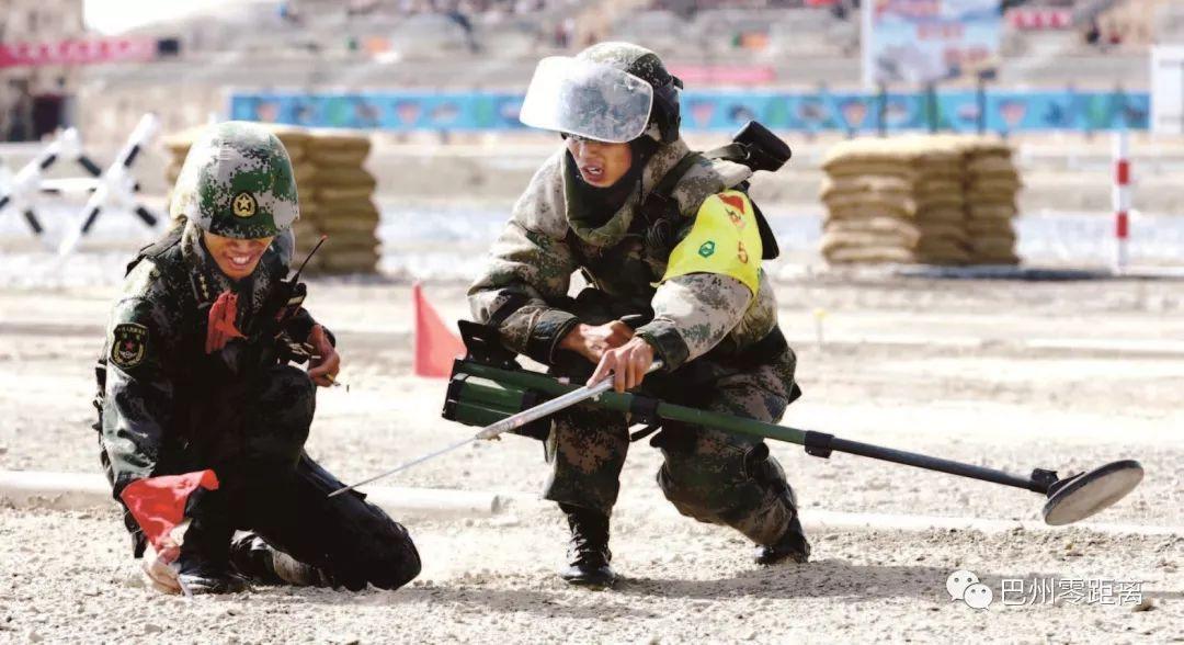 【国际军事比赛-2018】中国工兵为胜利打开通途