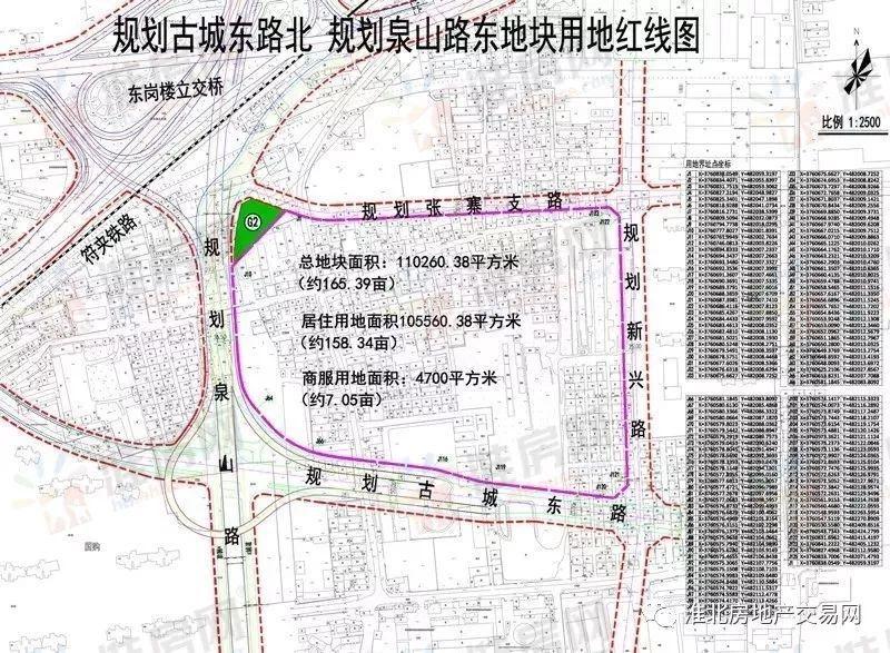 徐州泉山区规划图高清