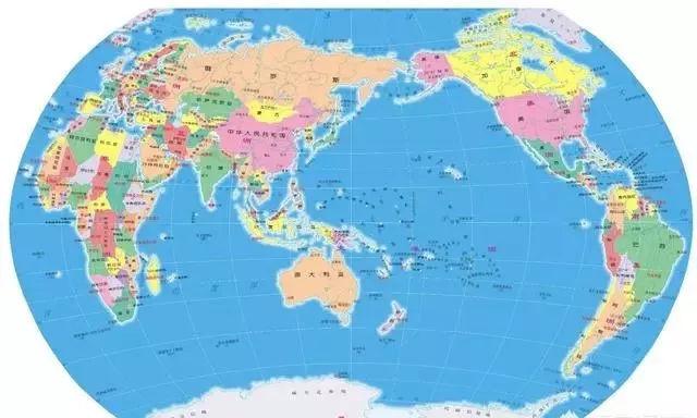 地球上,我们中国的背面是哪个国家?