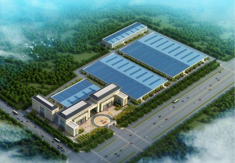 三大产业同开工,产业导入加速度 长葛产业新城产业发展再创新高