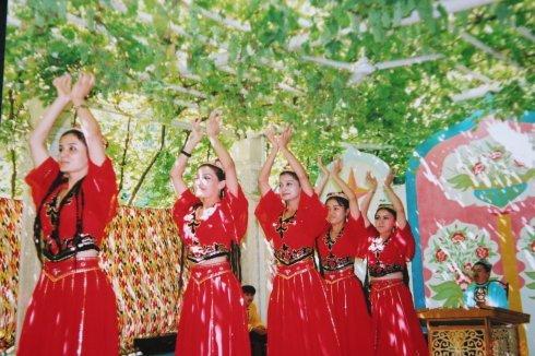 场舞到新疆去_新疆民族舞蹈