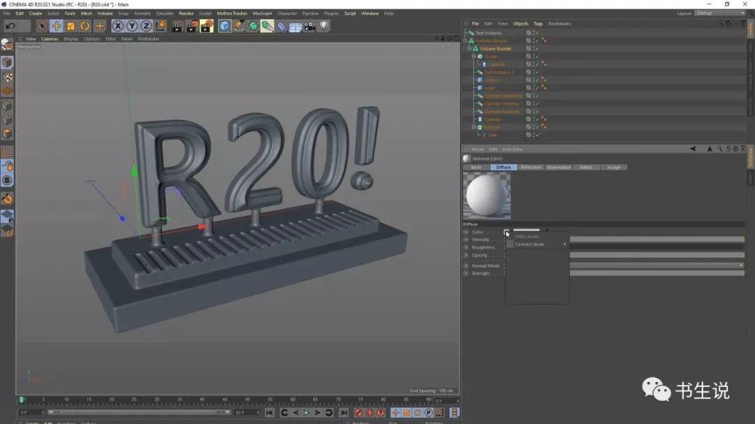 GSG教程-C4D R20新功能全面讲解教程New Features in Cinema 4D