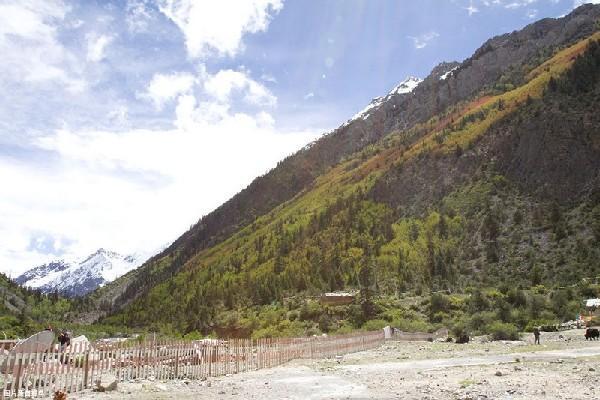 西藏這道實力碾壓海螺溝的自然景觀,千萬不要錯過