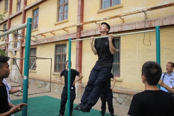 铁警精兵 夏练三伏——包头铁路公安处掀起暑期练兵热潮