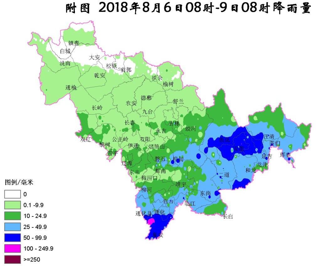延边州各县市天气预报<2019年10月26日>
