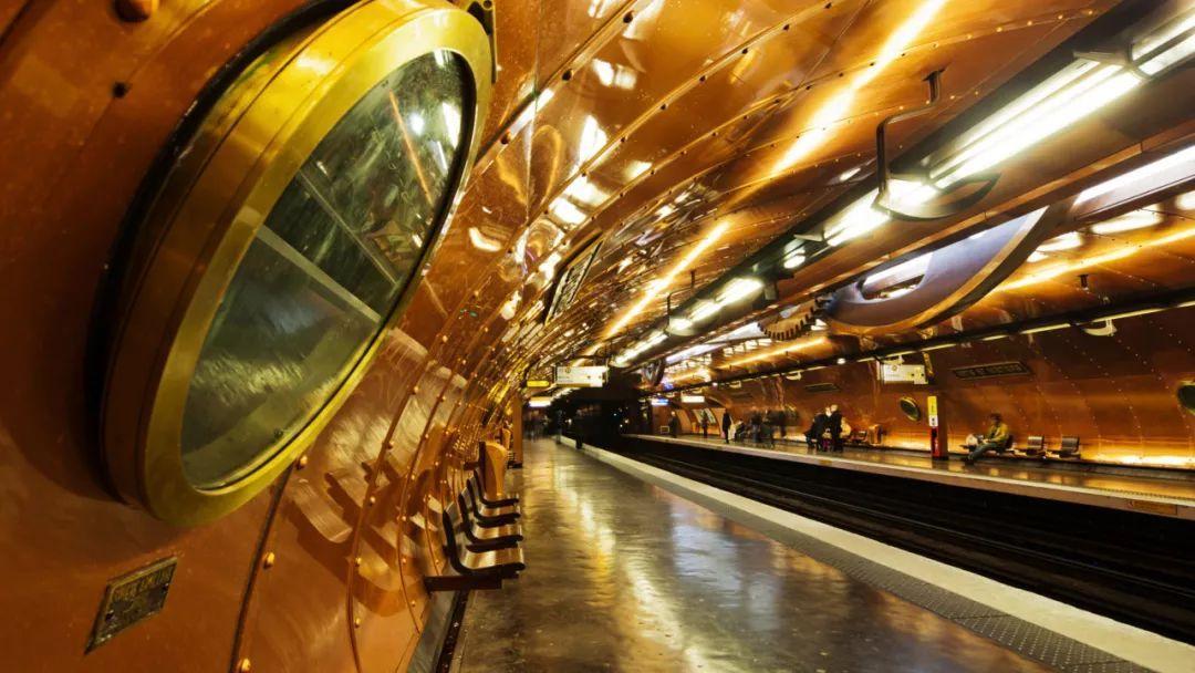 设计 | 世界上最令人惊叹的10座地铁站