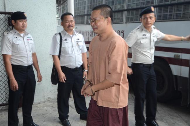 泰国和尚炫富被判114年 僧侣常被发现炫富、腐败、谋杀虐待儿童