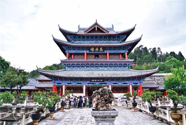 北有故宫,南有木府,历经470年的大土司府看中国建筑之对称美
