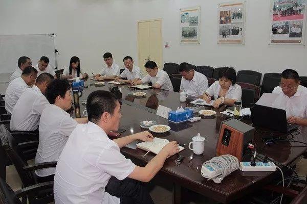 【企业资讯】北京西南物流中心召开2018上半年落实环境综合治理总结会-雪花新闻
