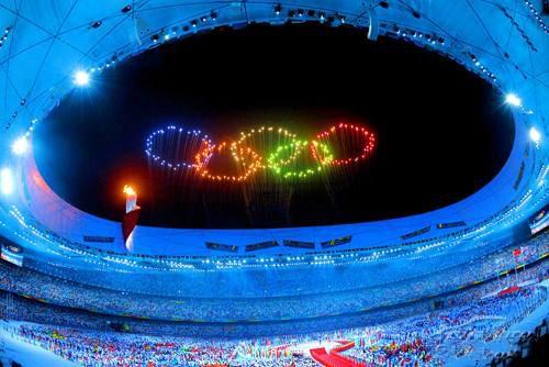 """华北工控:奥运十年-烟花已散我""""芯""""犹在"""