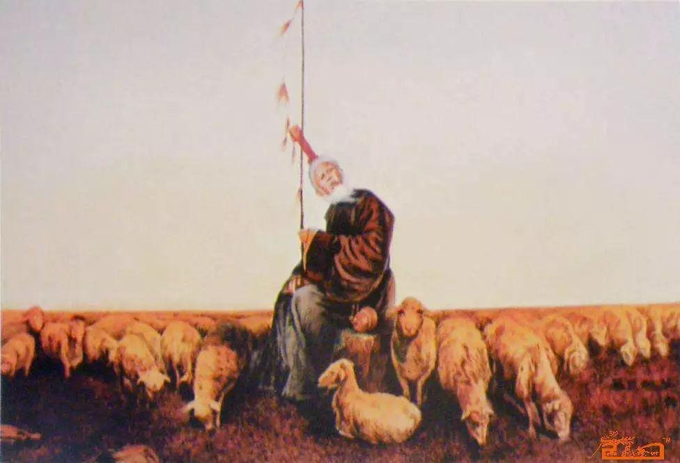 苏武流放牧羊19载的忠坚气节是为了谁?