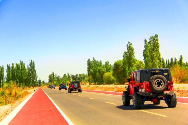 敦煌市区人口_最好的时光,在路上 一路向西 感受心灵 青海游记