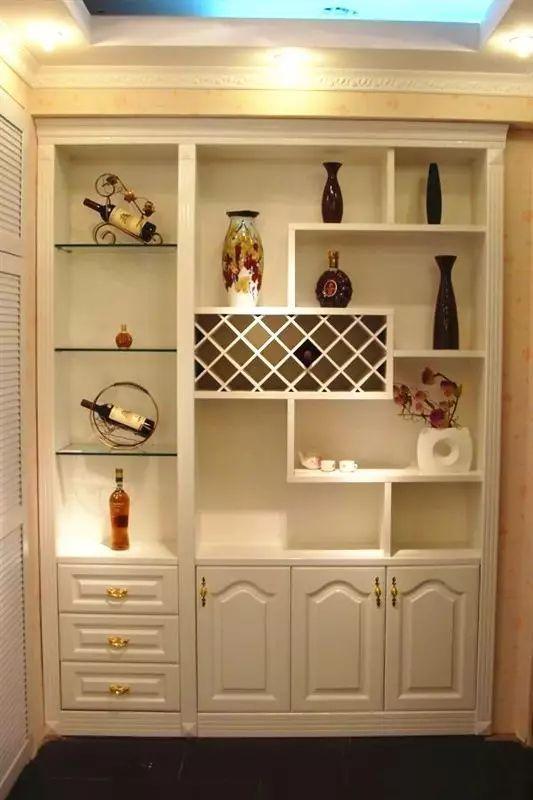 家庭酒柜设计效果图,给你高品质生活