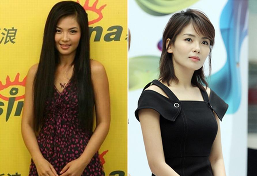 一头利落有型的短发让刘涛看起来非常显眼,而且超级减龄!