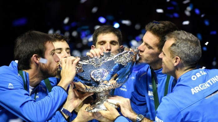 ATP横加阻隔,资本护航的ITF能让戴维斯杯顺利改革吗?