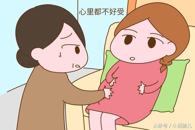 心里受不了图片_看着女儿活得太辛苦,每一位做老妈的心里都不好受