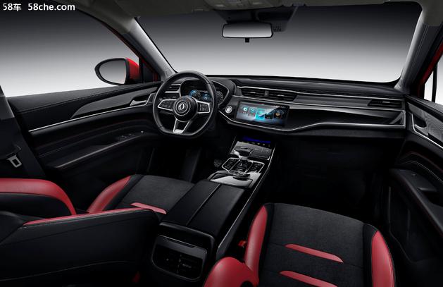 东风风光ix5或10月上市 定位智能轿跑SUV(图2)